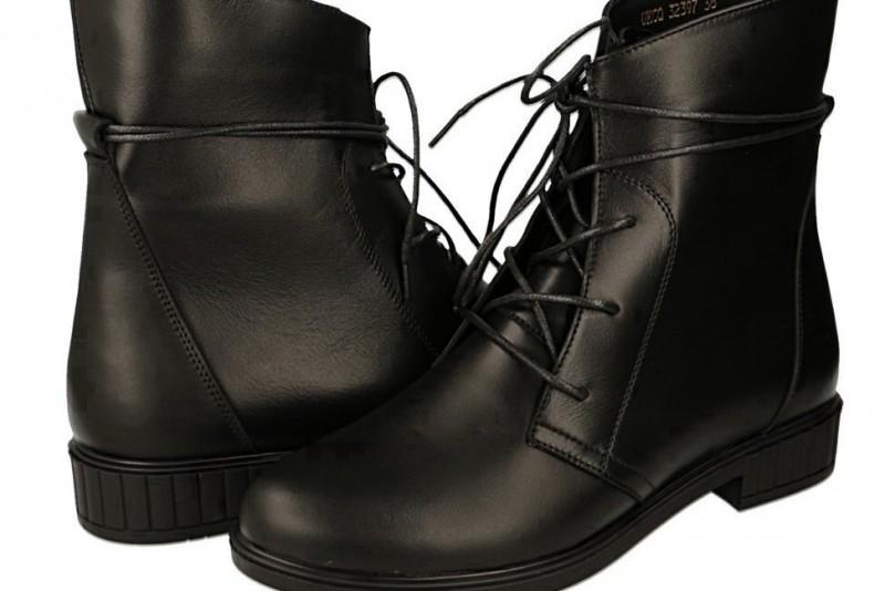 Женские ботинки из натуральных материалов всегда будут в моде