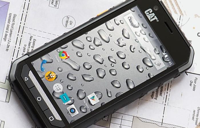 Смартфоны Caterpillar - особенности и преимущества