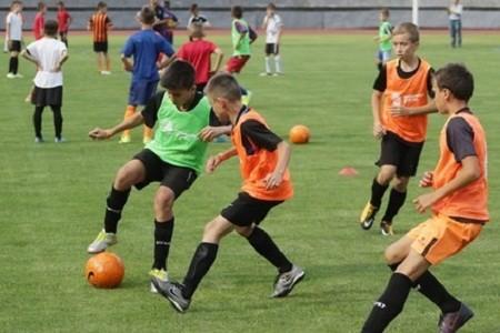 Юных харьковских футболистов приглашают на Shakhtar Talent Day