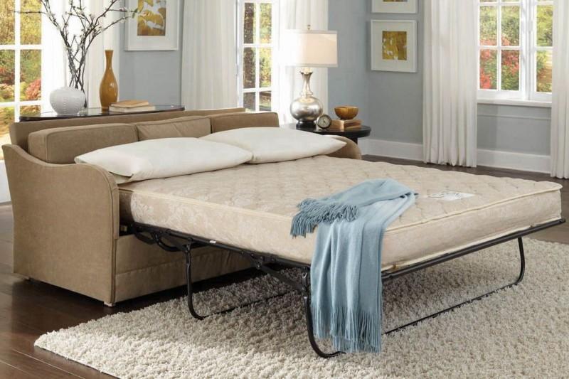 Раскладной диван: экономим пространство