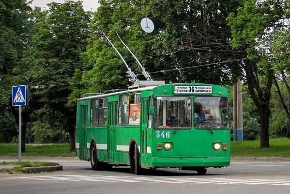 На ХТЗ два дня не будут ходить троллейбусы