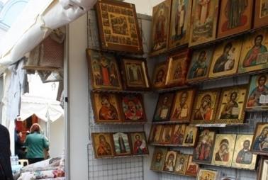 На Покрова в Харькове открылась православная ярмарка
