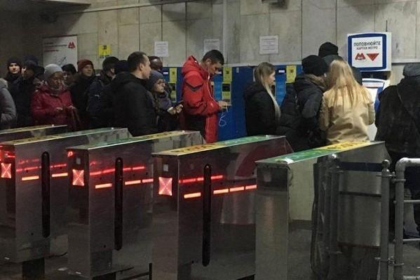 Харьковчане стали меньше ездить в городском электротранспорте