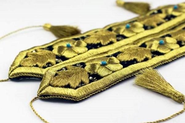 В харьковском музее нашли уникальные экспонаты с крымскотатарским орнаментом