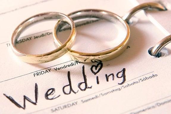 В феврале в Харькове намечается свадебный бум