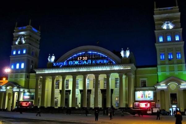 В Харькове реконструируют Южный вокзал