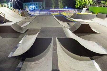 В Изюме появится скейт-парк и молодежный центр