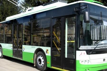 Харьков в 2019 году станет лидером по закупке троллейбусов в Украине