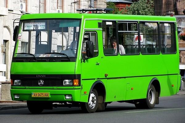 Услугами пассажирского автотранспорта в Харькове в 2018 году воспользовались более 60 млн. пассажиров
