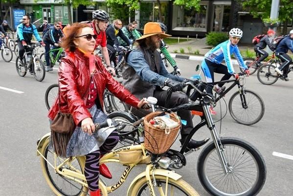 Велодень-2018 в Харькове: программа + пункты проката велосипедов