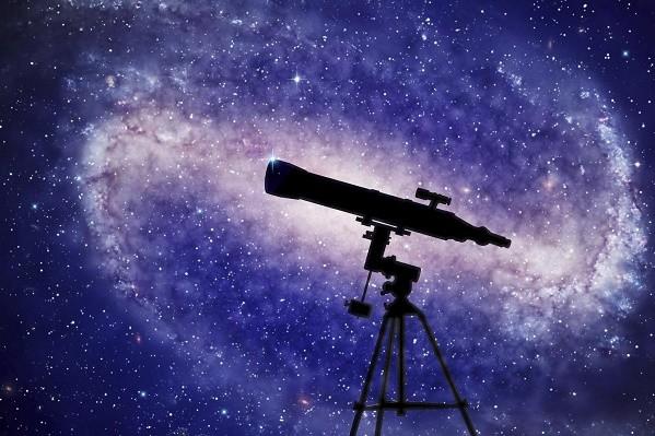 В парке Горького установили телескоп с 600-кратным увеличением