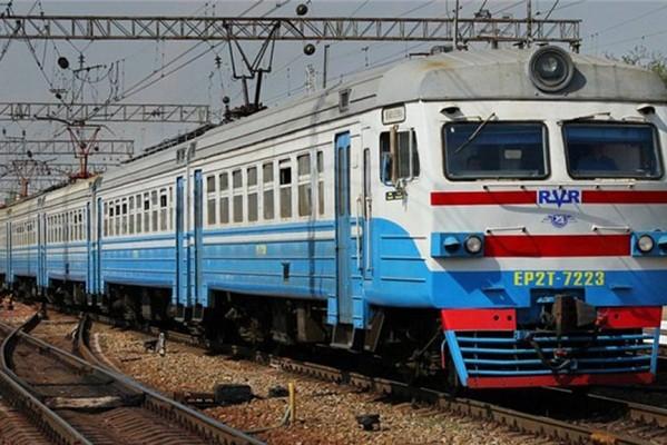 Летний маршрут электрички Балаклея - Харьков удлинили