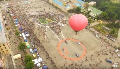 Велодень-2018 в Харькове