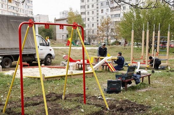 свинг в московском районе